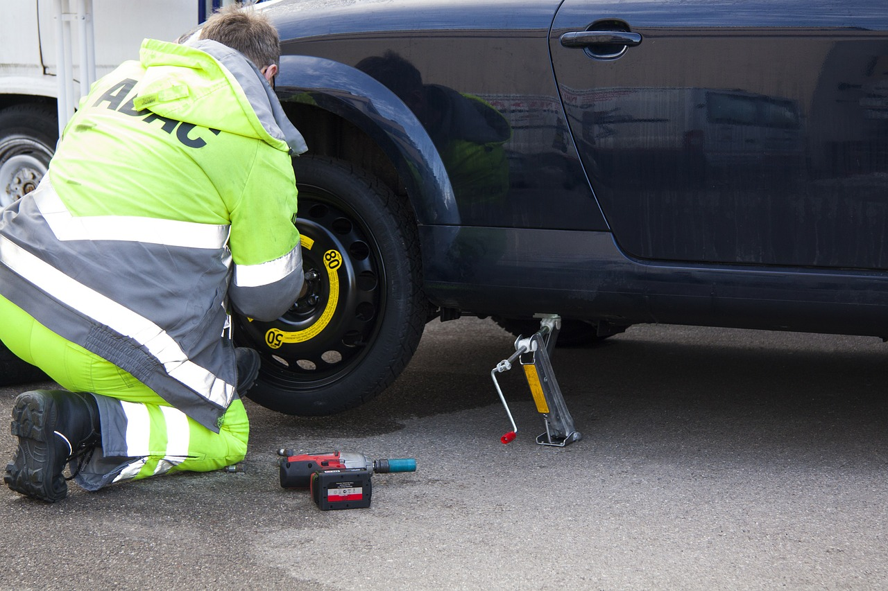 Everything You Should Know About Fixing A Flat Tire