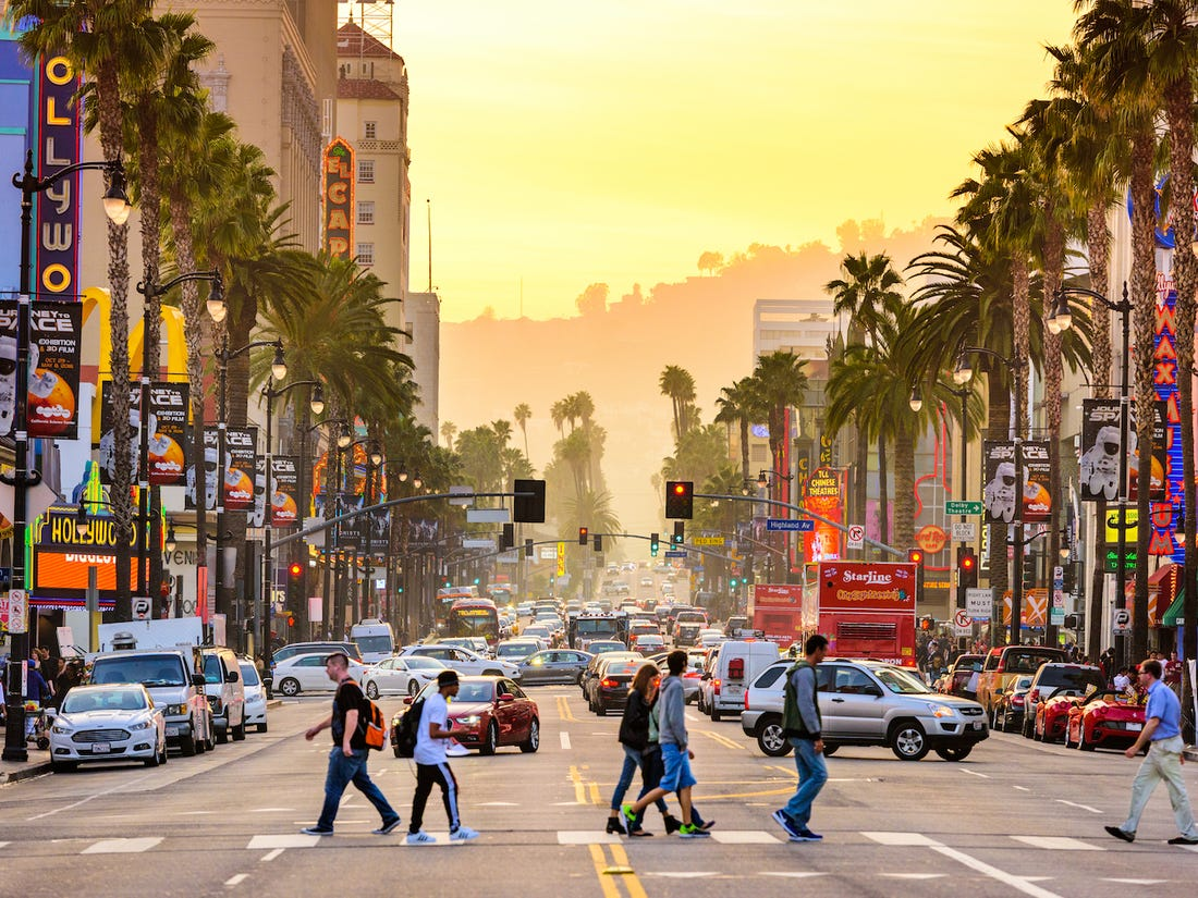 Best Tourist Places in Los Angeles
