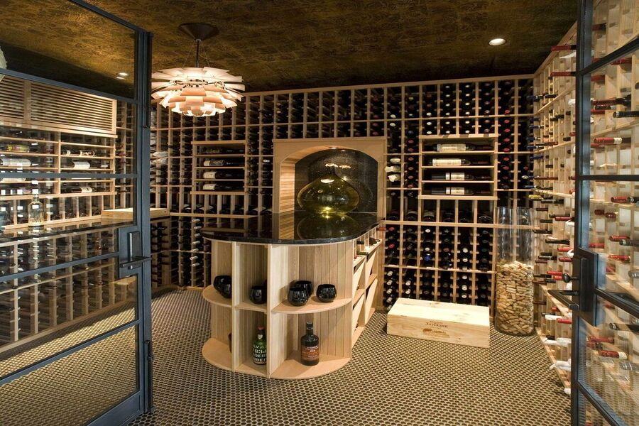 Custom Wine Cellar Doors –the Best Way of Style and Protection